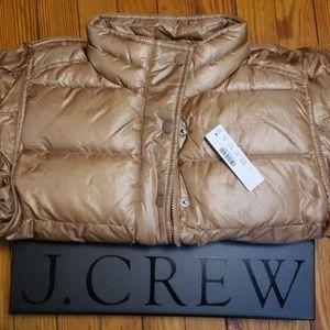 J Crew, Winter down Vest